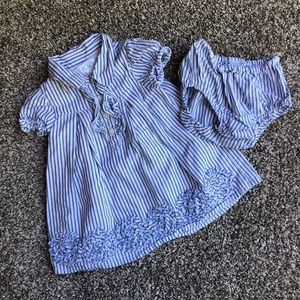 Children's Place | Dress and Bloomers - 0-3M
